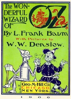 8 Works Inspired By The Wizard of Oz