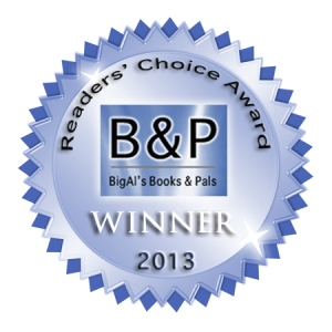 Drawing Breath is a winner in the 2013 B&P Reader's Choice Awards. Thank you for your support!